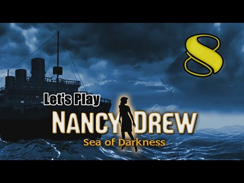Nancy Drew 32: Sea of Darkness [08] w/YourGibs - SHIP FACTS MAGNUS INFATUATION WITH RADIO ALEX TRANG