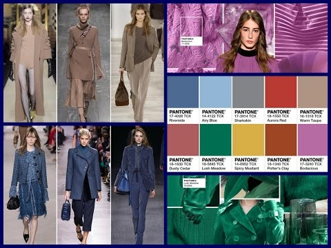 Top 10 Winter Pantone Color 2017 Trendy Outfit Ideas