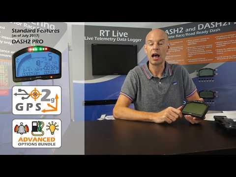 Race Technology DASH2 PRO - Explaining The Enhancement Options