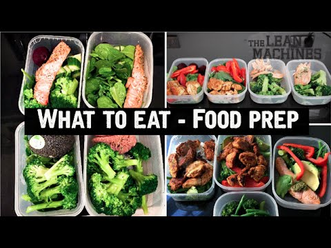 What To Eat – Healthy Food Prep