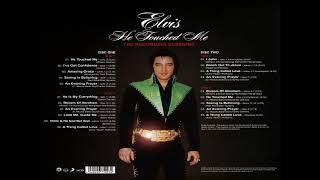 ELVIS PRESLEY - HE TOUCHED ME - THE RECORDING SESSIONS  FTD  TCB ⚡ TLC