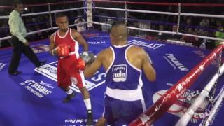 Frank Meza vs Miguel Angel Rivadeneyra. Evento Perú vs Bolivi…