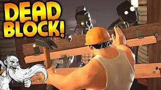 "Dead Block Gameplay - ""THE SECRET LOST ZOMBIE GAME!!!""  - Story Mode Let"
