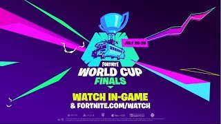 Finales de la Copa Mundial de Fortnite:
