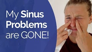 Sinus Problems - The REAL Cause & How to Heal Your Sinus Forever