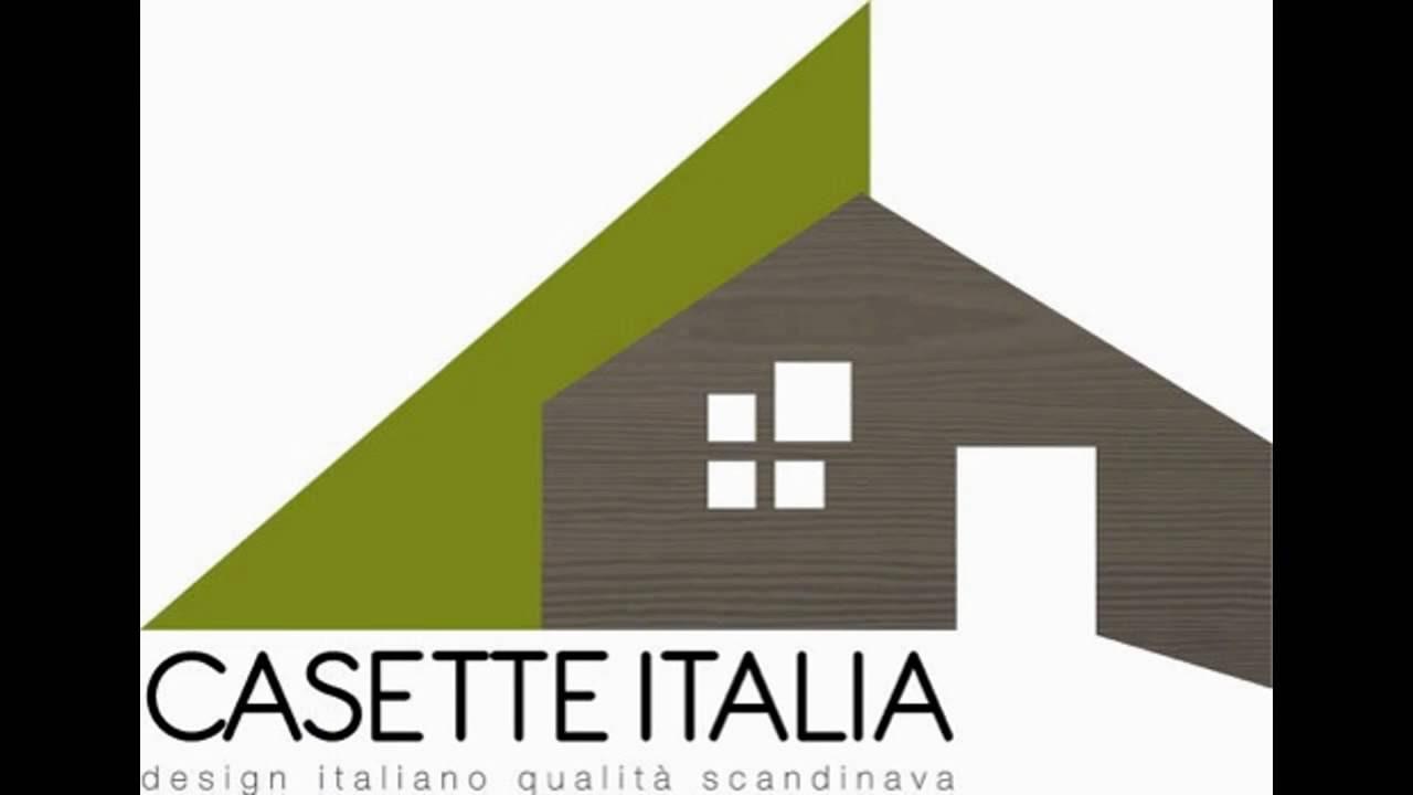 Casette di legno a magazzino casette italia youtube for Casette italia