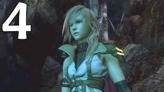 Final Fantasy XIII - Movie Version -4- On The Run