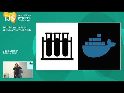 Hitchhikers Guide to Growing Your Tech Skills | Julie Lerman | iJS London 2018 Mp3