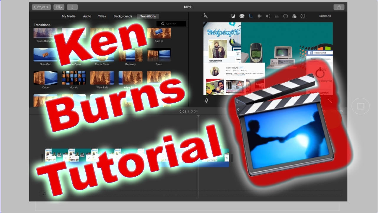 how to cut clips in imovie ipad