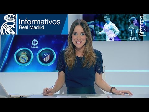 Noticias Real Madrid TV 07/04/2018 DERBI Real Madrid - Atleti y Entrevista a ZIDANE