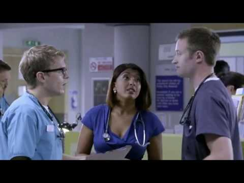 Casualty | Series 28 Episode 21 - Cal and Ethan Scenes