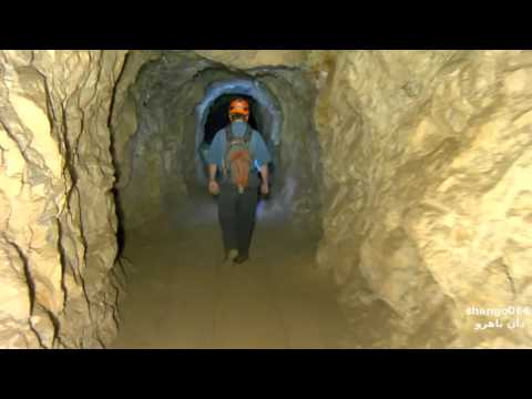 Exploring The Big Budget Lead Zinc Abandoned Mine