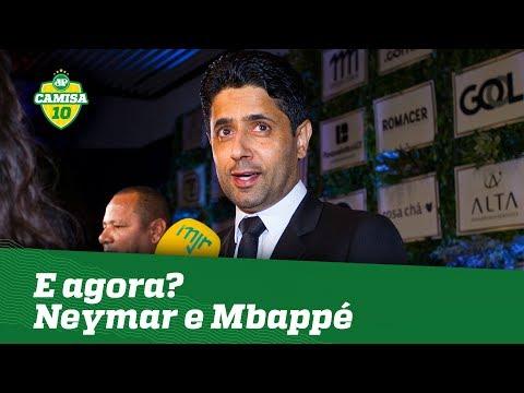 E agora? Veja o que dono do PSG falou sobre Neymar e Mbappé!