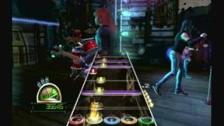 Rooftops by Lostprophets Guitar Hero World Tour Drums Expert - GHWT002