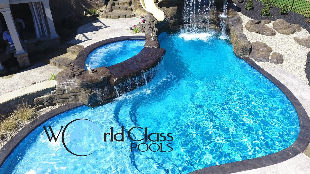 Pools | Pittsburgh | Concrete & Liner | World Class Pools ...