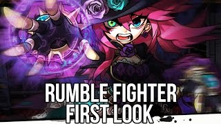 Rumble Fighter (Free Online Brawler): Watcha Playin