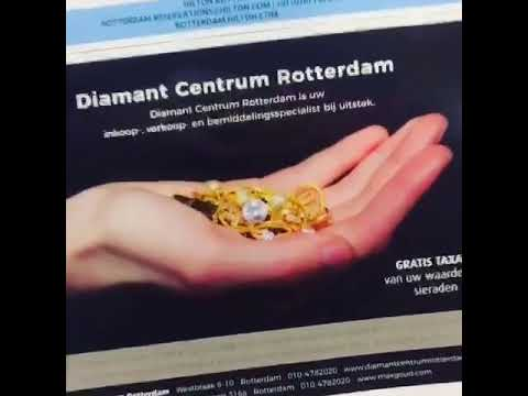 Diamant Centrum Rotterdam in Lourens Magazine