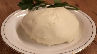 Сливочный сыр Маскарпоне в домашних условиях / Homemade Cream cheese ♡ English subtitles