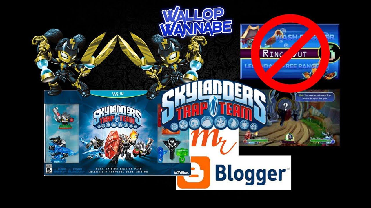 Skylanders Trap Team Update - No PvP, Legendary Starter ...  Skylanders Trap Team Legendary Starter Pack