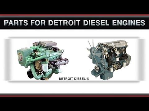 Parts for Detroit Diesel 4-53, Detroit Diesel engine Parts