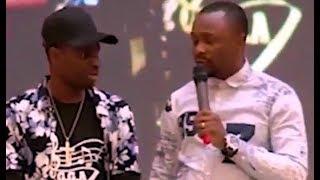 Lagos Laughs 2.0! Kenny Blaq, Basket Mouth, Ushbebe on Point as MC Aproko wins 1million