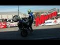 Suzuki katana stunt team au Festival de la moto de Mons le 12/03/17