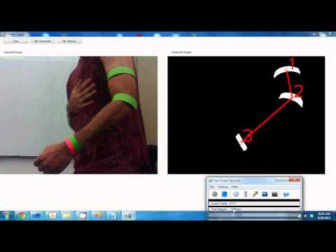 C# tutorial getting images from webcam using aforge on vimeo.
