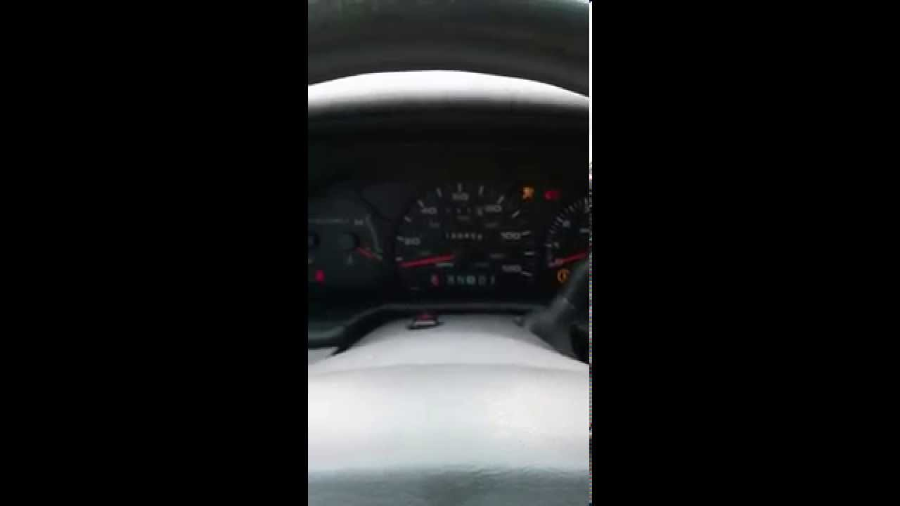 2001 Ford Taurus Starting Issue
