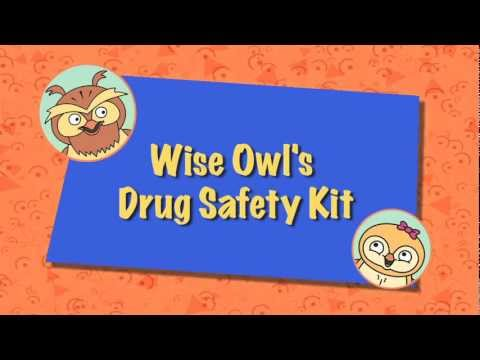 Wise Owl's Drug Safety Kit:  What's a Drug?
