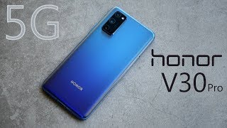 Huawei Honor V30 & V30 Pro- Come With 5G, 40 MP Triple Camera