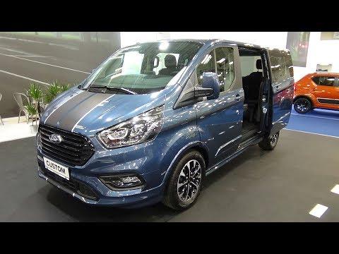 2019 Ford Tourneo Custom Sport L1H1 TDCi 170 - Exterior and Interior - Auto Salon Bratislava 2019
