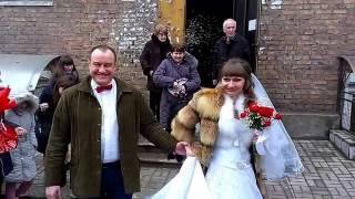 Свадьба Стаса и Марины Никитченко часть 1