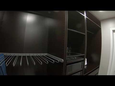 Ikea pax closet build