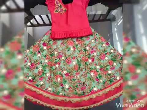 Latest Lehenga choli designs/silk Lehenga designs