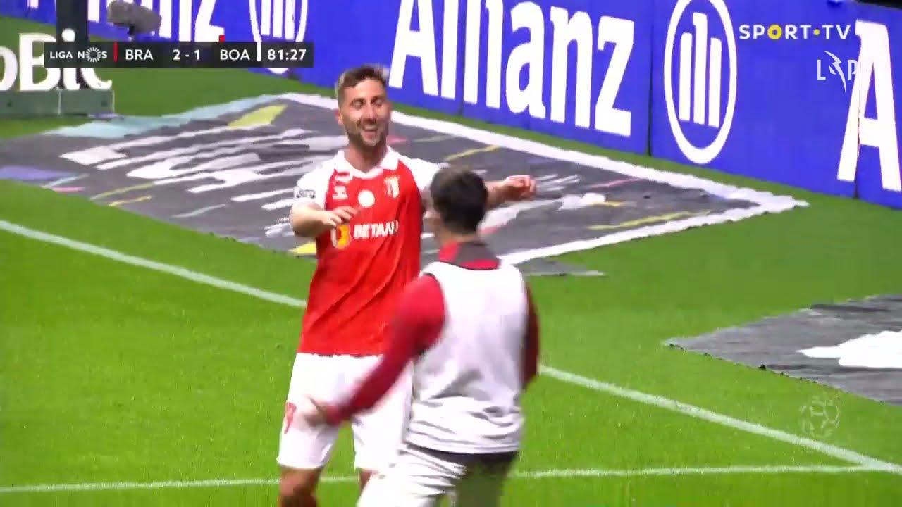 Begić and Šporar scored goal