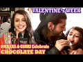 Kunal Jai Singh & Shreenu Parikh Celebrate CHOCOLATE DAY - Valentine's Week  | Telly Reporter