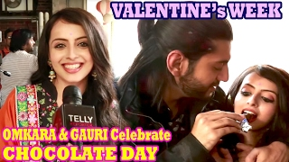 Kunal Jai Singh & Shreenu Parikh Celebrate CHOCOLATE DAY - Valentine's Week  | Telly Reporter