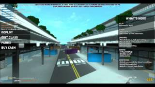 ROBLOX-Nerf Wars-Trick shotz