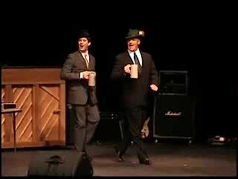 Tony Award Winner Gregory Jbara & Patrick W. Ziegler