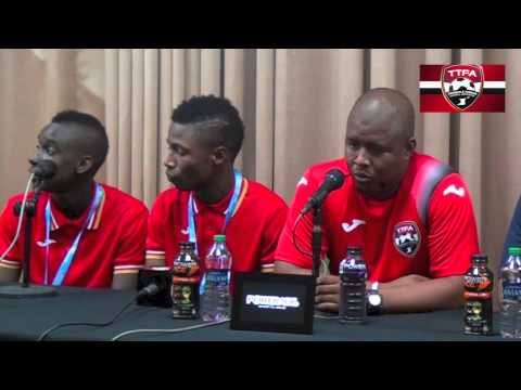 T&T Post Match Comments after 4-0 win over Curacao