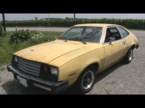 1980 ford pinto drive away and walkaround youtube sciox Gallery