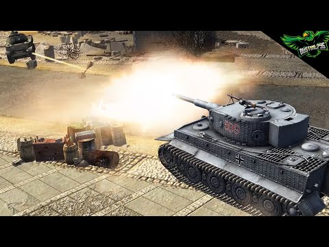 Noobs vs Newbs (Men of War Assault Squad 2 Multiplayer, MOWAS2) |