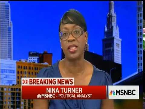 Nina Turner responds to A.J. Delgado / Mike Pence on institutional racism on Hardball.