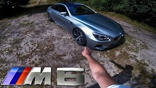 BMW M6 2017 Gran Coupe Competition Review POV Test Drive