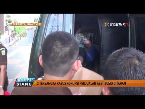 2 Tersangka Korupsi Penjualan Aset BUMD Ditahan Mp3