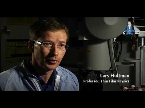 Graphene - professor Lars Hultman, Linköping University
