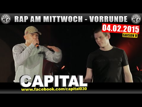 RAP AM MITTWOCH: 04.02.15 BattleMania Vorrunde (2/4) GERMAN BATTLE