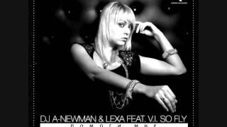 DJ ALFRED NEWMAN Feat. LEXA And V. . So Fly   Pomogi Mne Original Version