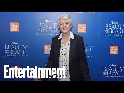 Angela Lansbury: Women Must Sometimes Take Blame For Harassment   Flash  Entertainment Weekly