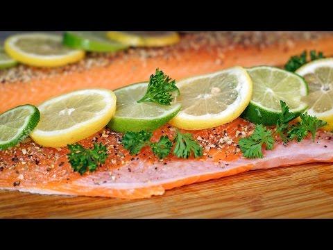 Smoked Salmon With Mango Salsa Recipe   Camp Chef